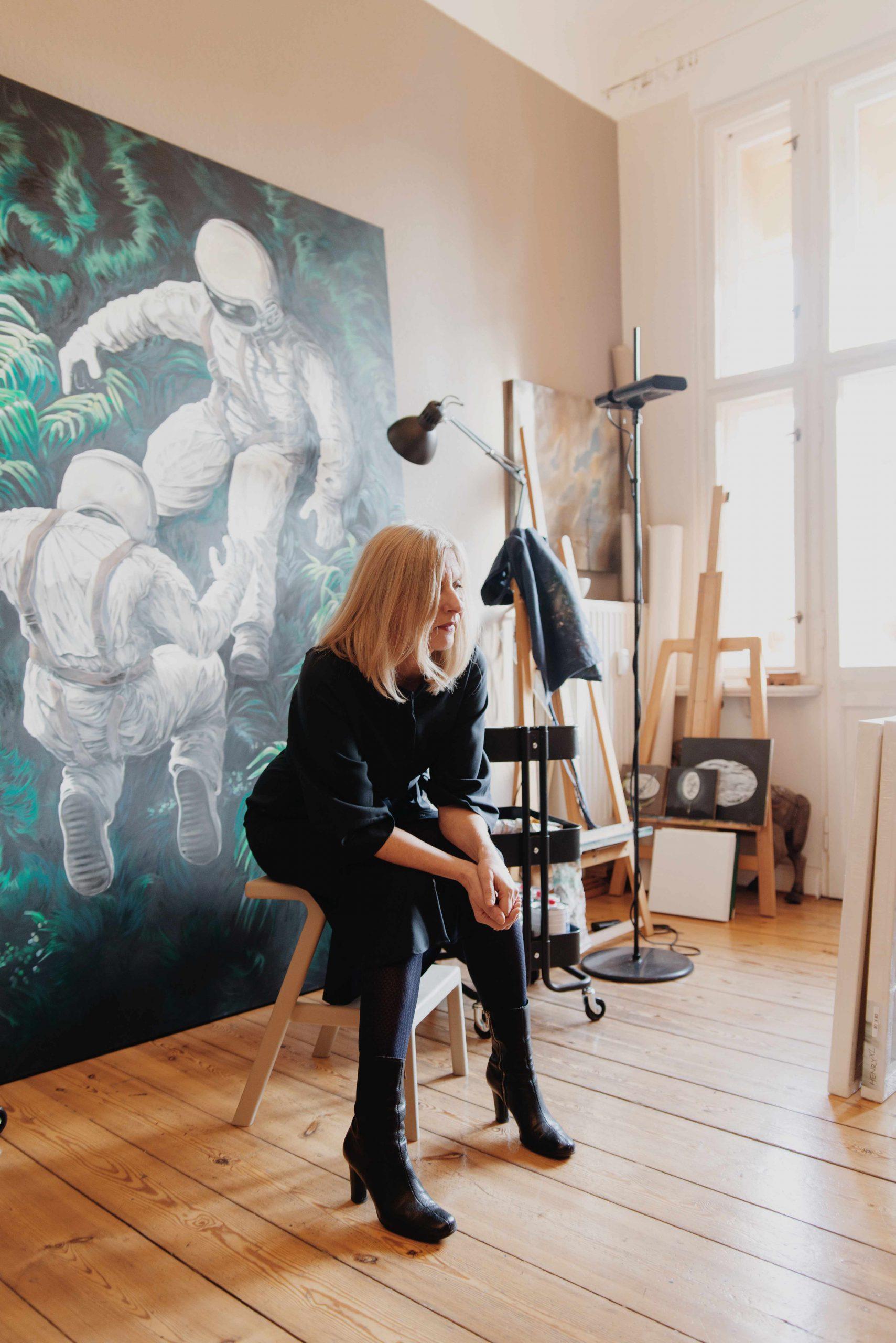 Christina Hofbauer Portrait